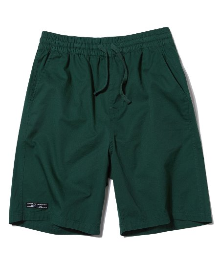 BASIC HALF PANTS (FOREST) [GSP020H23FO]